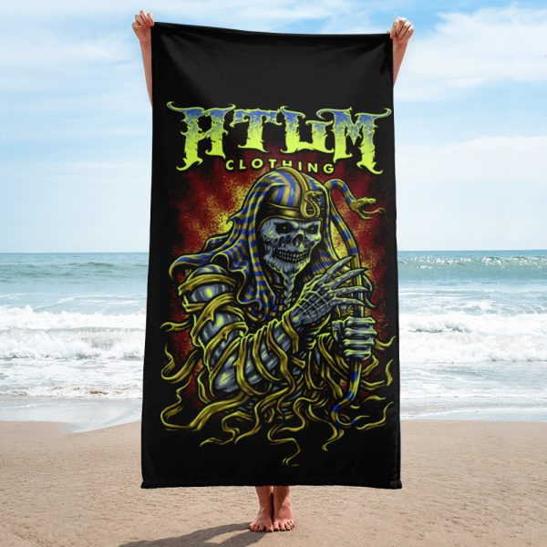 Wrath of Moses Towel